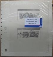 SAFE/I.D. - Jeu FRANCE CARNETS 2011 (Fêtes Et Traditions De Nos Régions) - Pre-printed Pages