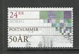 Noorwegen 2018, Yv 1920, Hoge Waarde, Gestempeld - Norvège
