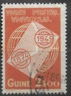 Portuguese Guine – 1949 UPU Centenary Used Stamp - Guinea Portoghese