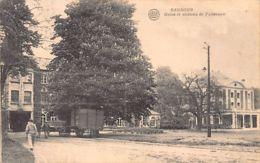 Baudour (Hainaut) Usine Et Château De Fuisseaux - Belgique