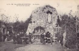 SAINTE-ANNE DU PORTZIC - La Grotte De N.D. De Lourdes - France