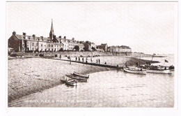 UK-3332   WARRENPOINT : Havelock's Place & Ferry Pier - Down