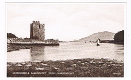 UK-3336   WARRENPOINT : Narrowater &  Carlingford Lough - Down