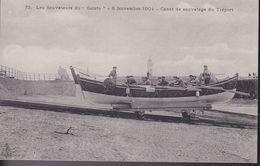SEINE MARITIME – Les Sauveteurs Du ''Saluto'' 8 Novembre 1904 – Canot De Sauvetage Du Tréport - Bolbec