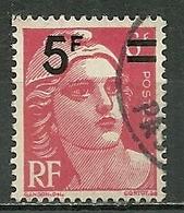 FRANCE Oblitéré 827 Marianne De Gandon - Oblitérés