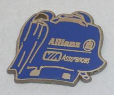 Pin's ALLIANZ ASSURANCES - Banken