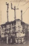CALVAIRES BRETONS - GOUEZEC - Calvaire Des Fontaines - Gouézec