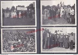 Guerre D'Algérie Archive Militaire 2/57 è RI Infanterie * Bougie Tichy Kabylie Rassemblement Pour L'Algérie Française - Krieg, Militär