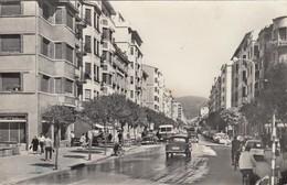 SPAGNA-ESPANA-SPAIN-IRUN-PROMENADE DE COLOMB-CARTOLINA VERA FOTOGRAFIA-VIAGGIATA - Spanien