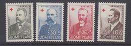 Finland 1956 - Michel 468-471 MNH **, Ref 44 - Finnland