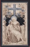 Julien Torsin Reniers Zoutleeuw 1904 PIETA Silverprint Litho Lithographie Bidprentje Doodsprentje Image Mortuaire - Santini