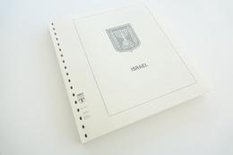 Israel Album - Lindner 157, Year 1970 -> 1979 Inclu. - Page 1 -> 48, FALZLOS ALBUM - Albums & Binders