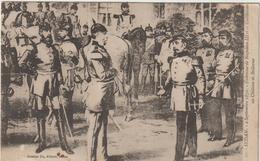 Ardennes :  SEDAN , 2 Sept. 1870 , Entrevue De  Napoléon 3 Et Guillaume Au Châteaude  Bellevue - Sedan