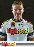 CYCLISME   Tour De France  ADAM HANSEN   HIGH ROAD 2008 - Wielrennen