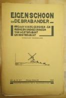 EIGEN SCHOON EN DE BRABANDER 1936 NR6-7 LAKEN BORNEM AARSCHOT ABDIJ DIELEGEM JETTE BEERT - Merchtem