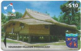 Solomon - Solomon Tel. - GPT - SOL-17 - 04SIC - Sigana Village, 10$, Used - Salomon