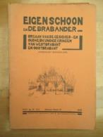 EIGEN SCHOON EN DE BRABANDER 1935 NR2-3 BORNEM BOERENKRIJG FOLKLORE BOEKWEIT GALMAARDE BEERSEL - Merchtem