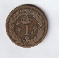 Un Décime 1815 BB - D. 10 Centimes