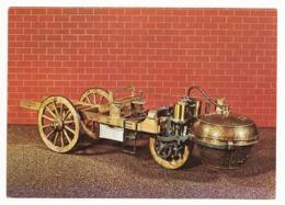 Dampfwagen Von Cugnot , Baujahr 1769 (Auto-Modell - M 1:10) - Turismo