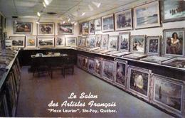 Sainte-Foy Québec - Salon Des Artisans Français - Place Laurier - Craft Store - Unused - 2 Scans - Québec - Sainte-Foy-Sillery