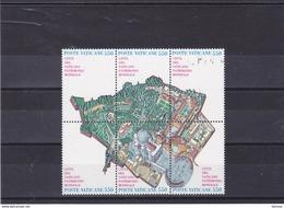 VATICAN 1986 CITE DU VATICAN Yvert 786-791 NEUF** MNH - Vatican