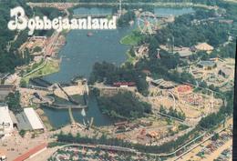 4x Postkaart Bobbejaanland Lichtaart ( Kasterlee ) Bobbejaan Schoepen - Kasterlee