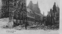 W55/  W.O.I   BOMBARDEMENT OP LEUVEN - Belgium