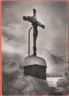 Cartoline - Tematica - Cristianesimo - Calvaire Sous La Neige - Wrote But Nor Sent - Altri