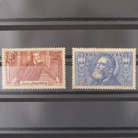 FRANCE N°318 Et 319 N** Cote 48.50€ - Nuevos
