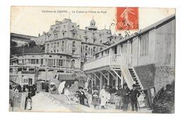 (26449-76) Dieppe - Le Casino Et L'hôtel De Puys - Dieppe
