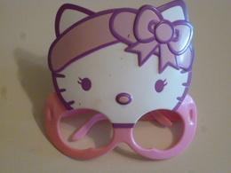MAC056 / Lunette Hello Kitty / Mc Donalds / 2013 - Théatre & Déguisements