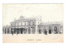 (26462-27) Evreux - La Gare - Evreux