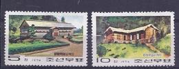 200033439  COREA  NORTE  YVERT  Nº  1328/9  **/MNH - Korea, North