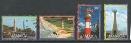 Jamaica, Yv  ??,Vuurtorens, Lighthouses - Phares - Leuchturm, Reeks, Gestempeld - Jamaique (1962-...)