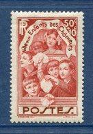 France - YT N° 312 - Neuf Avec Charnière - 1936 - Ungebraucht