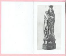 Bidprentje - Henri SCHOEMANS Echtg. Rosa EERDEKENS Ere Schoolhoofd Koersel - Brustem Kortenbos 1900 - Heusden 1989 - Religion &  Esoterik