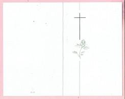 Bidprentje - Paula BROECKX Echtg. Alfons GHOOS - Dessel 1931 - 1990 - Religion &  Esoterik