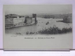 13 - MARSEILLE - ENTRÉE DU VIEUX PORT - LACOUR 35 - DOS SIMPLE - ETAT NEUF - Old Port, Saint Victor, Le Panier