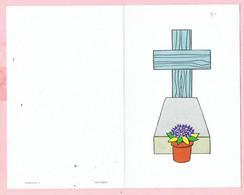 Bidprentje -JONATHAN Zoontje Van Rony En Marina DANIELS-VERNELEN - Diest 23 Januari 1990 - Deurne-Diest 21 December 1990 - Religion &  Esoterik