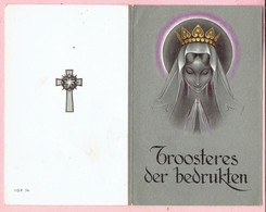 Bidprentje - Jules Adolf COSTERMANS Echtg. Bertha DELLEMANS - Bekkevoort 1913 - 1965 - Religion &  Esoterik