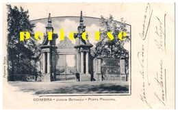 Coimbra  Jardim Botanico - Coimbra