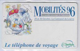 TOP COLLECTION  - Rare Et Ancienne - MOBILITES 96 - Voir Scans - France