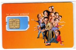 ALGERIE CARTE GSM ALLO OTA Verso Numeroté - Argelia
