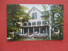 Boulevard House  Rockland Lake  New York   Ref 3971 - NY - New York