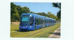 Montpellier  -  Tramway  AO 44 - Tramways
