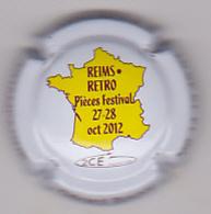 Capsule Champagne BOUVY Gérard ( 2c ; REIMS RETRO AUTO , Octobre 2012 ) {S15-20} - Non Classés