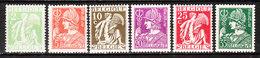 335/40**  Cérès Et Mercure - Série Complète - MNH** - COB 18.50 - Vendu à 13% Du COB!!!! - Unused Stamps
