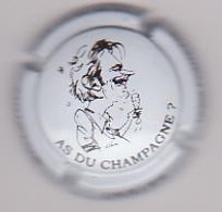 Capsule Champagne LHUILLIER ( 21 ; AS DU CHAMPAGNE ? ) {S15-20} - Non Classés