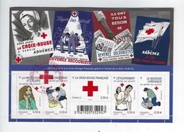 F 4520 Au Profit De La Croix-Rouge Les Gestes Qui Sauvent Oblitéré 1er Jour 2010 - Usados