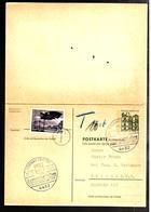 30440 B - Pour Le LIECHTENSTEIN Avec  TP Utilisé En Taxe - Storia Postale